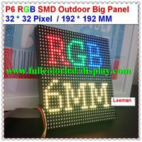 outdoor p10 led screen p12 LED SMD RGB mini usb programmable led badge name tag sign