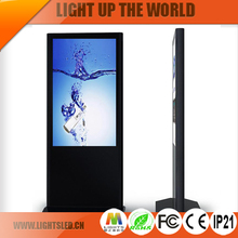P3 Indoor Led Standee Display,Led Video Display Screen Board