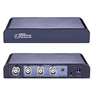LKV364 SDI To BNC, SDI Video Converter Switcher Adapter Supporting SD-SDI HD-SDI 3G-SDI, CVBS Output Signal: PAL, NTSC.