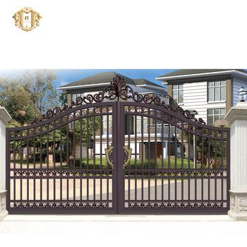 Modern House Main Gate Designs