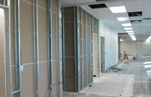 steel stud and track drywall framing system for south america - Drywall Framing