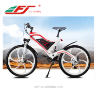New products Crane e bicycle electric mountain bike with CE EN15194