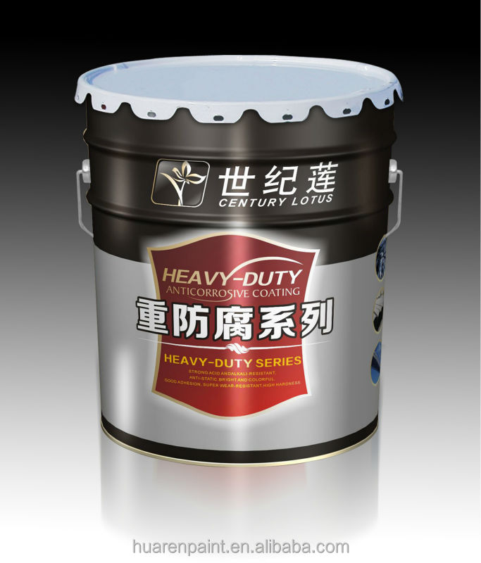 Red iron oxide epoxy primer