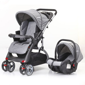 wholesale classical baby stroller cheap / price 2 in 1 baby stroller baby pram / stroller for baby