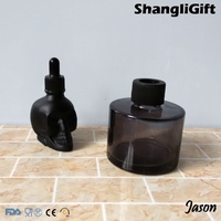 1 oz coating glass bottle for essential oil