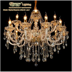 Splendid Moroccan Chandelier, Lobby Crystal Hanging Lamp, Special Offer Large Hotel Crystal Stair Chandelier Lamp