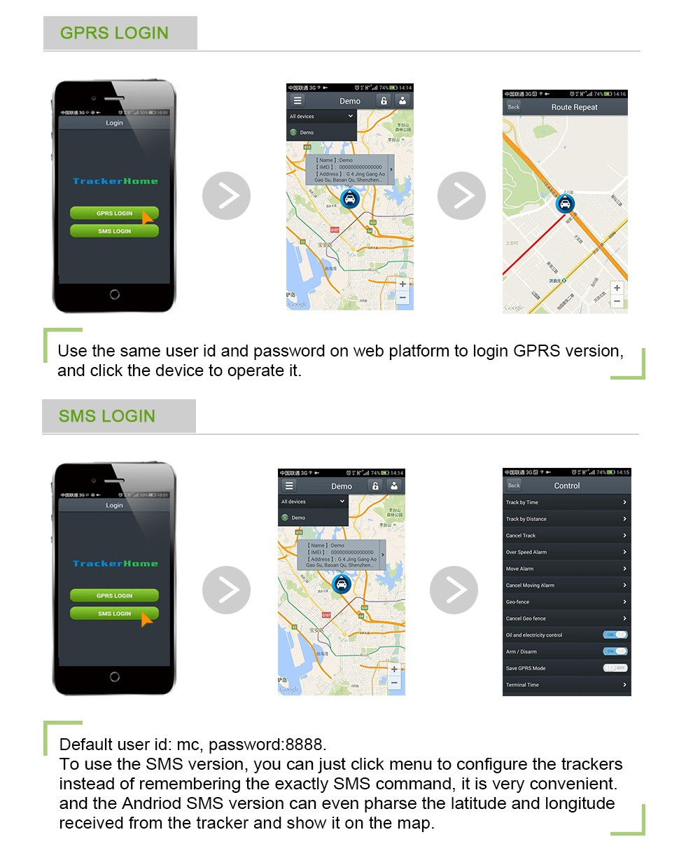 Web Based Online Gps Tracking System Www.gpstrackerxy.com Imei ...