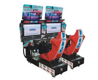 2016 new style car race game room equipment
