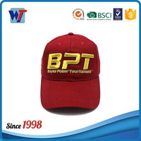 Low profile embroidery fitted making machine custom baseball cap