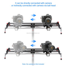 120cm Carbon fiber electric video camera slider follow focus pan shooting slider motorized control camera dolly slider GP-120QD