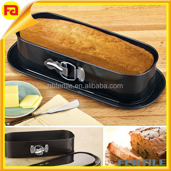 Non Stick Springform Rectangular Loaf Pan