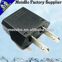 USA type 6A 110V ac adapter plug sizes