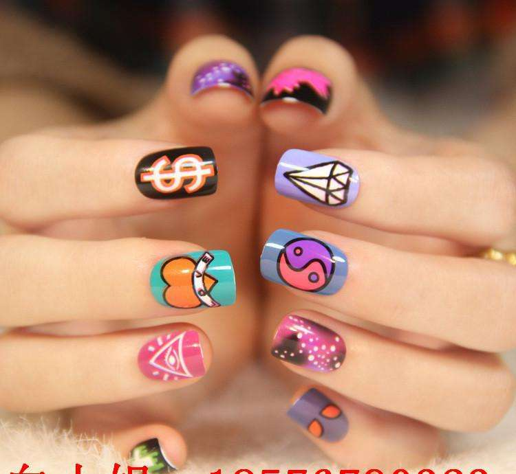 Nail Art Printer: Nairl Art Nail Printer,Nail Printing Machine Fashion Nail