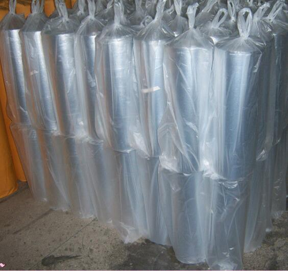 1000g 1080g  Aluminum Foil coated Fiberglass Cloth for firepproof waterproof heat insulation from China Manufacturer  ROCKPRO