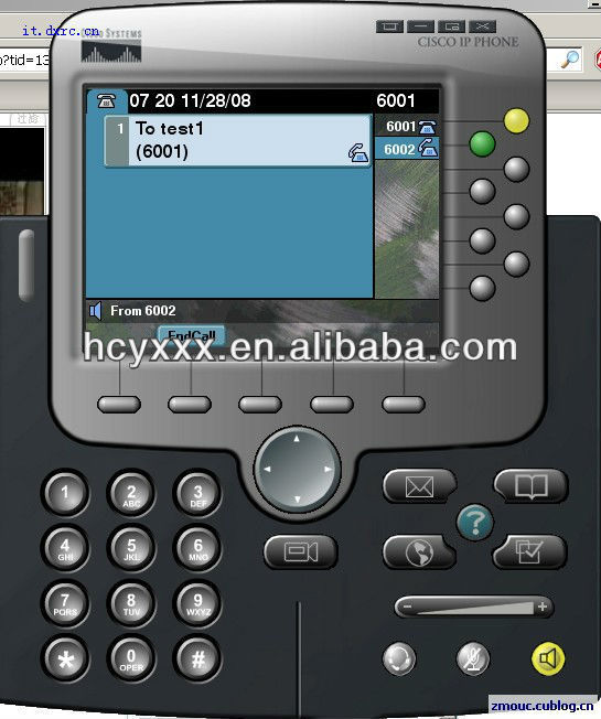 CP-7942G low cost voip phone
