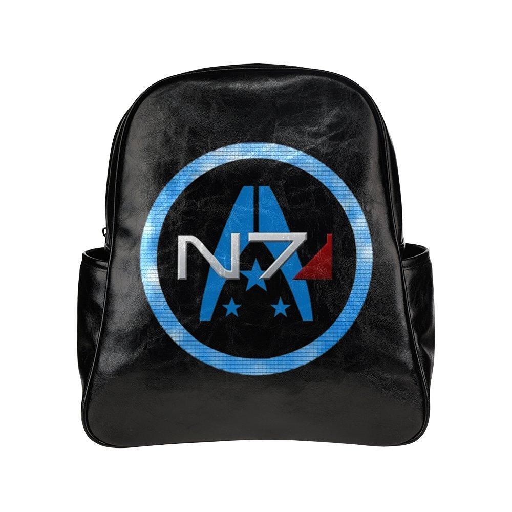 Navarro RPG Mass Effect Andromeda Alliance N7 Unisex Multi Pocket Shoulders Backpack