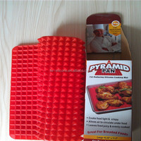 Silicone Baking Mat, Pot Holders, Trivets, Jar Openers, Hot Pads (Dot)