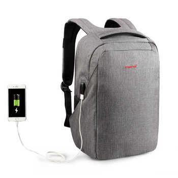 876d6455fa 2019 New Arrivals Tigernu tablets accessory Laptop backpack USB Backpack  waterproof bag Computer bag for 15.6
