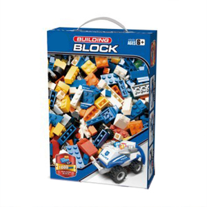 1000 pcs Educational Young Creator Bricks Toys for kids Compatible with all types