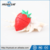 Cute Watermelon Strawberry Shape usb flash drive usb 2.0 pen drive 32gb u disk flash memory usb stick 16gb pendriver 8gb 4gb