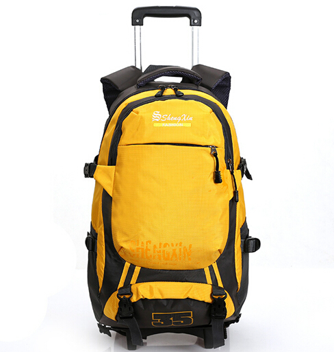 Wheeled Carry On Backpack – TrendBackpack
