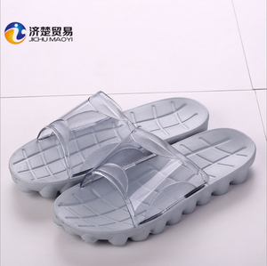 Men bathroom slippers indoor shoes