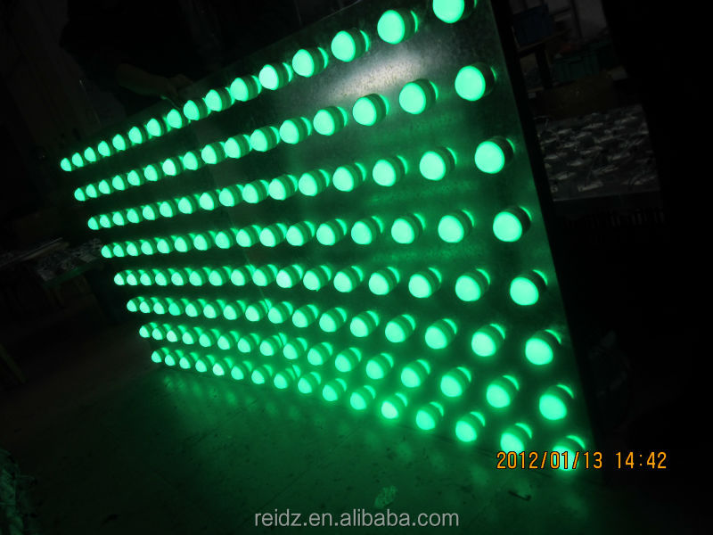 Surface Mounted Outdoor Single Led Dmx Pixel Light For Building ...