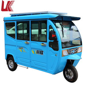 closed cabin tricycle for sale/electric rickshaw in India/CE certification 3 wheel electric scooter in United Kingdom