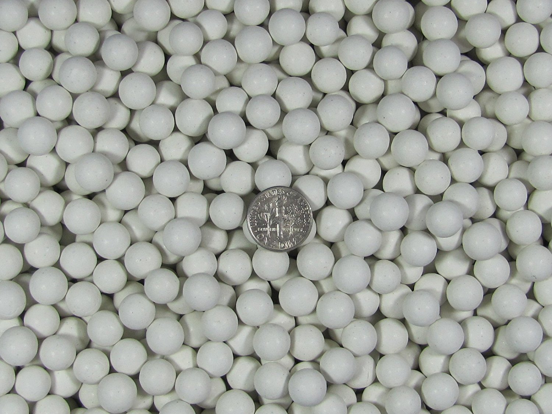 10 Lb 3 mm /& 6 mm Polishing Sphere /& 4 mm X 4 mm Triangles Non-Abrasive Ceramic Tumbling Tumbler Tumble Media