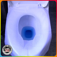 1/4 Fold Paper Travel Virgin Toilet Seat Cover