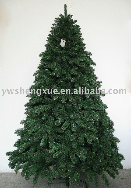 nueva llegada material de pvc hecha a mano decoracion arbol de navidad para navidad