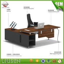 Modern Poland Furniture Desk Office With Chairs Cha