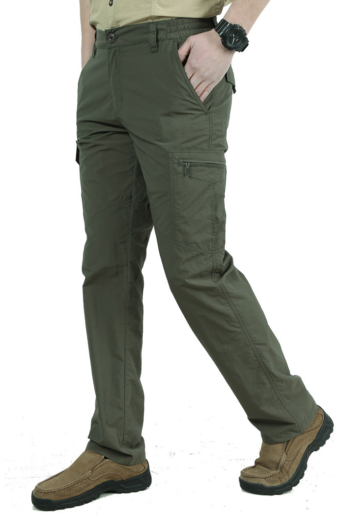 Buy Hiking Pants 2015 Summer Outdoor Pants Men Sports Quick Drying