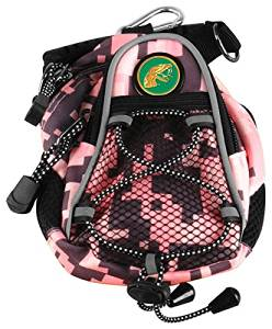 Florida A&M Rattlers Pink Digital Camo Mini Day Pack