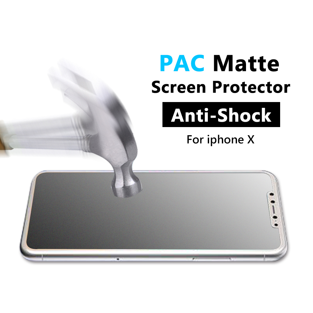 Pac Matte Anti Shock Screen Film For Iphone X Cheap Screen Protector - Buy Anti Shock Screen Film,Cheap Screen Protector,For Iphone X Cheap Screen Protector Product on Alibaba.com