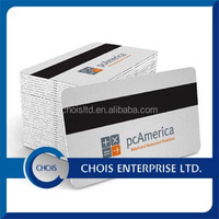 High Resistance 2750OE Magnetic Card / Smart Card/ PVC Card