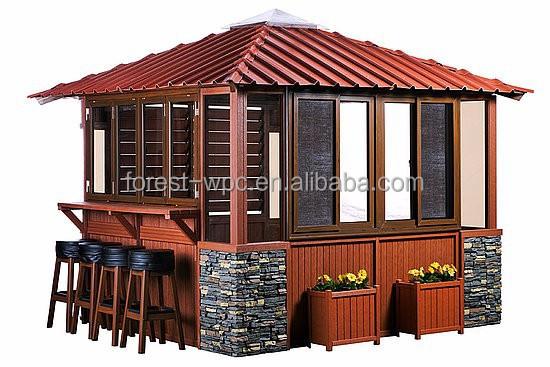 Hervorragend Kunststoff-dach Pavillons Roman pavillon-designs holzpavillon  MF67