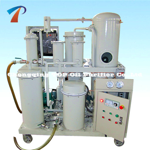 High Vacuum Oil Purifier Price/ Oil Drying Machine/Lubricating Oil Refinery Plant
