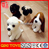 stuffed plush animal big eyed toys plush dog toy/stuffed animal
