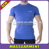 OEM Fitness Sport Blue Man T-Shirt Manufacturers In Pakistan