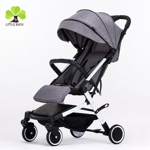 2017 hot sell Luxury New Model European Standard twin stroller Easy Foldable 3 in 1 pretty mom stroller baby