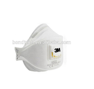 3m aura n95 respirator mask 9322