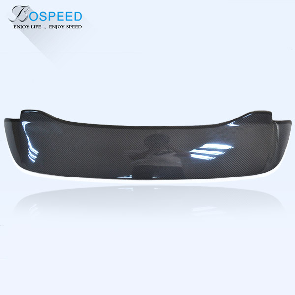 Carbon Fiber Spoon Spoiler for HOnda Jazz Fit 2003-2007