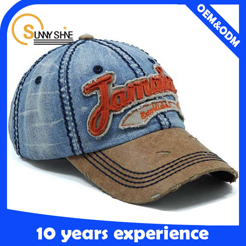 baseball hat making machine panel denim cap machinery