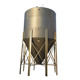 10 tons feed silo for poultry and livestock farming