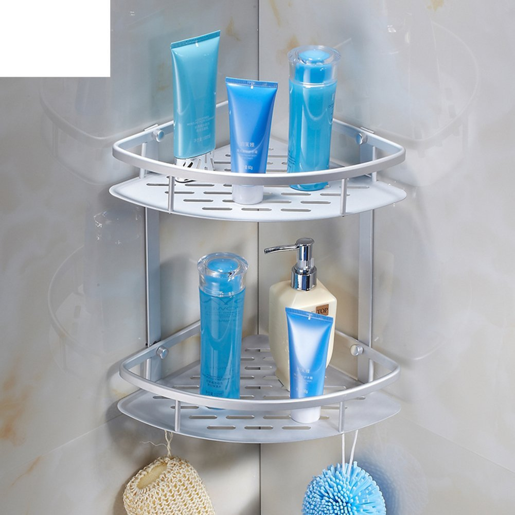Buy 3 layers Triangle racks plastic bathroom bathroom toilet ...