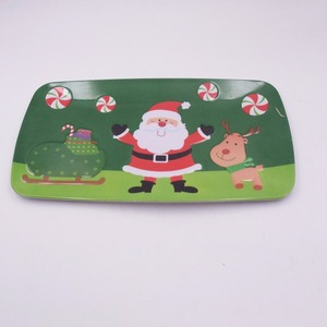 decorative christmas plates wholesale decoration suppliers alibaba