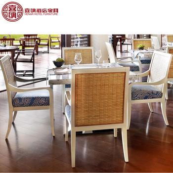 De Mimbre De Comedor Silla Mesa De Madera Para Restaurante El Restaurante  Guangzhou Fábrica De Muebles - Buy Muebles De Comedor De Mimbre,Muebles De  ...