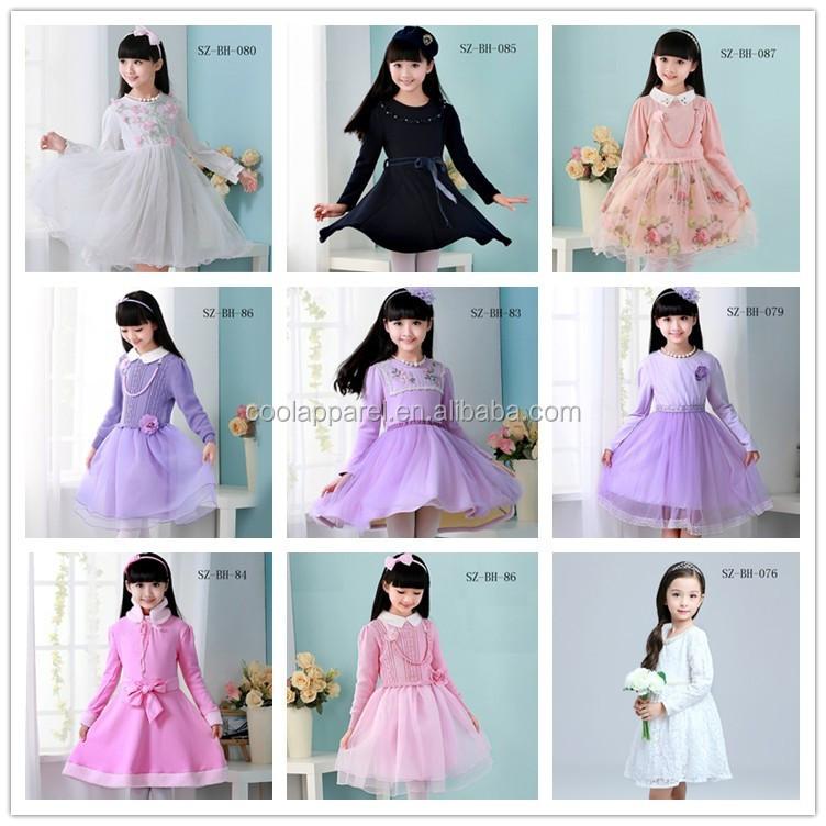 3b42253e8 الجملة فستان الزفاف الترتر فستان طويل زائدة الأطفال الكورية-فساتين ...