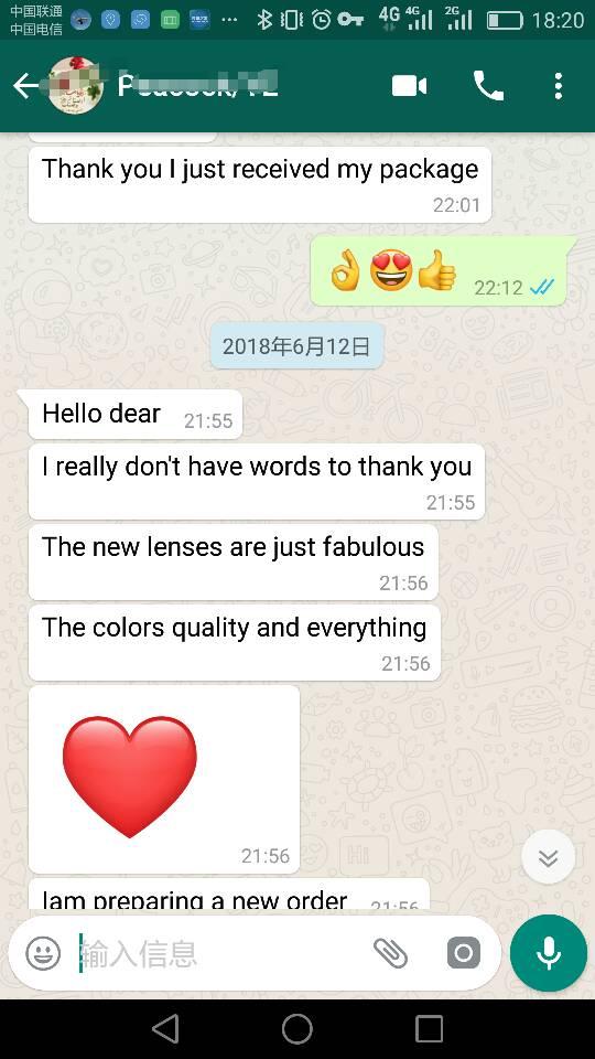 عدسات لون العين من Freshgo موديل 2019 ، عدسات لون العين للبيع بالجملة ، عدسات لاصقة ملونة ناعمة لمدة سنة واحدة
